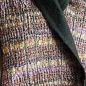 Аксессуары ручной работы. Ярмарка Мастеров - ручная работа шарф валяный мужской. Handmade.