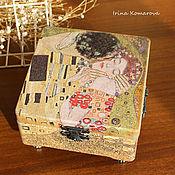 Для дома и интерьера handmade. Livemaster - original item Klimt