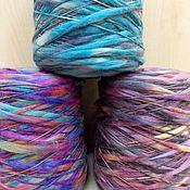 Пряжа на бобинах PIMPA (Италия) для вязания и валяния