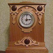Для дома и интерьера ручной работы. Ярмарка Мастеров - ручная работа Каминные часы. Handmade.