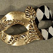 Одежда ручной работы. Ярмарка Мастеров - ручная работа Венецианские маски. Handmade.