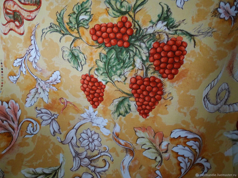 Ткань винтажная Le jardin magique, Ткани, Тольятти,  Фото №1