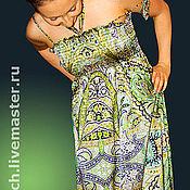 """Одежда ручной работы. Ярмарка Мастеров - ручная работа сарафан """"Сувенир"""". Handmade."""