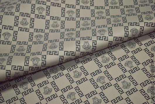 Шитье ручной работы. Ярмарка Мастеров - ручная работа. Купить Ткань для сумок 20-003-2054. Handmade. Серый
