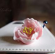 Украшения ручной работы. Ярмарка Мастеров - ручная работа ...Аромат нежности...пирсинг в пупок...цветы. Handmade.