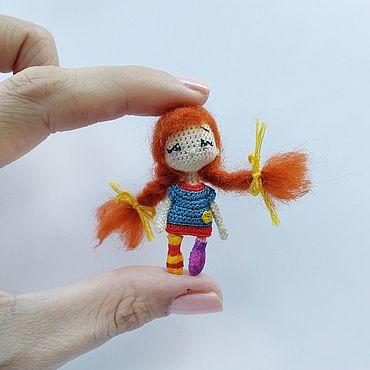 Миниатюрные игрушки: Миниатюрные игрушки: Крошка Пеппи Длинный чулок