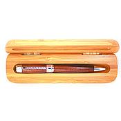 Атрибутика ручной работы. Ярмарка Мастеров - ручная работа Коробочка из бамбука. Handmade.