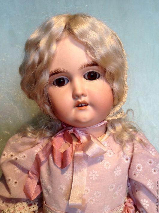 Винтажные куклы и игрушки. Ярмарка Мастеров - ручная работа. Купить Хорошенькая толстушка от Gebruder Kuhnlenz молд 165. Handmade. Комбинированный