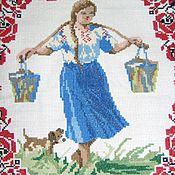 Для дома и интерьера handmade. Livemaster - original item Embroidery