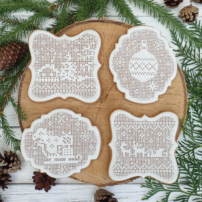 Gingerbread Christmas, Gingerbread Cookies Set, St. Petersburg,  Фото №1
