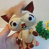 Куклы и игрушки handmade. Livemaster - original item Squirrel Martik m / f Leo and TIG. Handmade.
