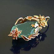 """Украшения handmade. Livemaster - original item Флюорит """"Цветочный океан"""" кулон из флюорита. Handmade."""