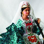 Куклы и игрушки handmade. Livemaster - original item doll Waist. Handmade.