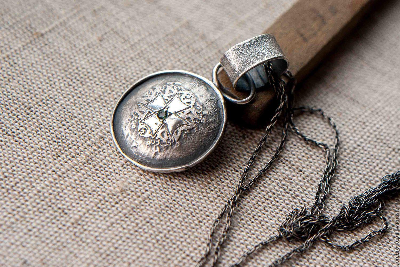24213791d40 Кулон подвеска из серебра – купить в интернет-магазине на Ярмарке ...