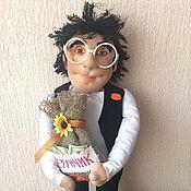 Куклы и игрушки ручной работы. Ярмарка Мастеров - ручная работа Подарок еврею Домовенок. Handmade.