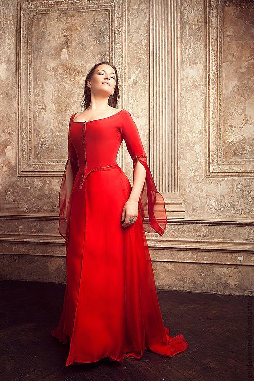 """Платья ручной работы. Ярмарка Мастеров - ручная работа. Купить Платье """"Великолепный век"""". Handmade. Платье, бальное платье"""
