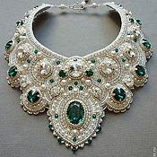 Украшения handmade. Livemaster - original item Elegant necklace