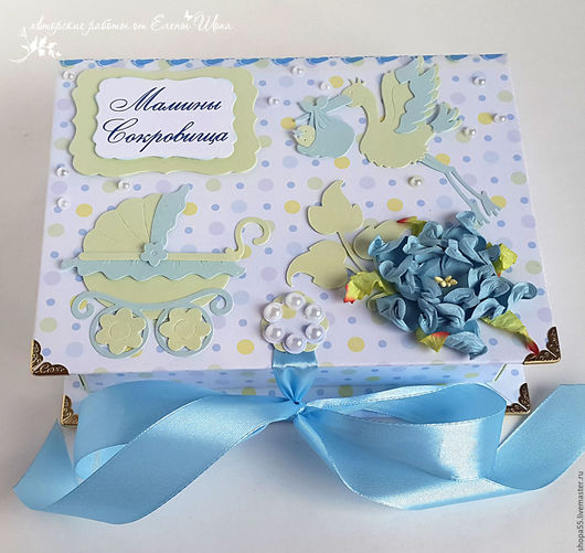 """Подарки для новорожденных, ручной работы. Ярмарка Мастеров - ручная работа. Купить Мамины сокровища """"Счастье в горох"""". Handmade. Мамины сокровища"""