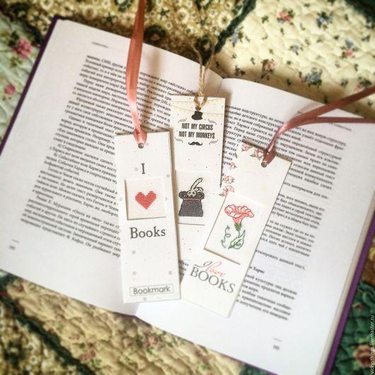 Закладки для книг ручной работы. Ярмарка Мастеров - ручная работа. Купить Закладка для книг. Handmade. Комбинированный, закладка для книги