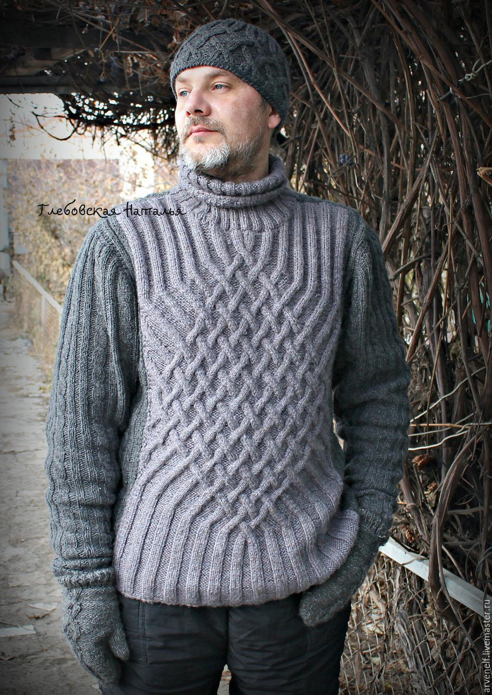 'Graphite'-warm underwear, Mens sweaters, Orenburg,  Фото №1