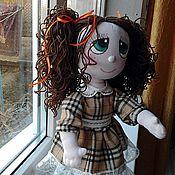 Куклы и игрушки ручной работы. Ярмарка Мастеров - ручная работа Малышка-дошколенок. Handmade.