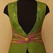Одежда ручной работы. Ярмарка Мастеров - ручная работа За плетнем. Handmade.
