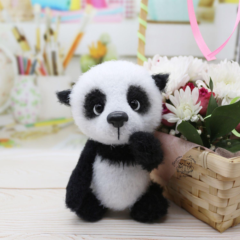 Panda, Stuffed Toys, Pechora,  Фото №1