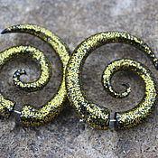 Субкультуры handmade. Livemaster - original item Faux-streamers, pseudo-streamers,spirals,