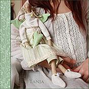 Куклы и игрушки ручной работы. Ярмарка Мастеров - ручная работа Тильда Ойли. Handmade.