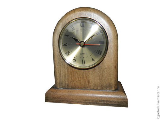 Часы для дома ручной работы. Ярмарка Мастеров - ручная работа. Купить Настольные часы. Handmade. Бежевый, дерево бук