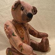 """Куклы и игрушки ручной работы. Ярмарка Мастеров - ручная работа Медведь """"Розовые сны"""". Handmade."""