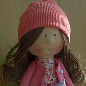 Куклы и игрушки ручной работы. Ярмарка Мастеров - ручная работа малышка Нюта. Handmade.