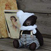 Куклы и игрушки ручной работы. Ярмарка Мастеров - ручная работа Тедди мишка Адриан. Handmade.