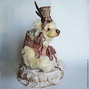 Куклы и игрушки ручной работы. Ярмарка Мастеров - ручная работа Кокетка Шарлотта (42см). Handmade.