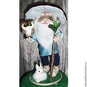 """Куклы и игрушки ручной работы. Ярмарка Мастеров - ручная работа Кукла сувенирная """"Старичок-лесовичок"""". Handmade."""