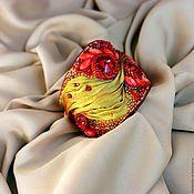 Браслет из бусин ручной работы. Ярмарка Мастеров - ручная работа Волны Теплой Энергии браслет из бусин, камней, кристаллов, бисера. Handmade.
