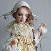 Куклы и игрушки ручной работы. Ярмарка Мастеров - ручная работа Скажи мне, Ромашка..... Handmade.