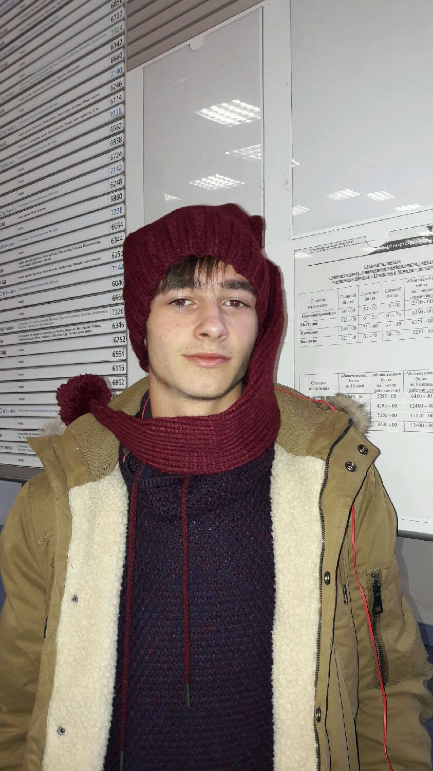 hat knitted with spokes, Caps, Moscow,  Фото №1