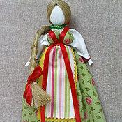 """Куклы и игрушки ручной работы. Ярмарка Мастеров - ручная работа Кукла Манилка """"Летняя ягодка"""". Handmade."""
