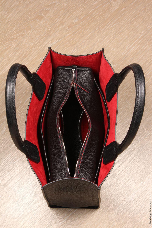 3eb9b8e69f4a Женские сумки ручной работы. Женская сумка - Шопер 2 в 1 с внутренним  органайзером.