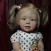 Куклы и игрушки ручной работы. Ярмарка Мастеров - ручная работа ,,Владочка,,. Handmade.