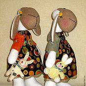 Куклы и игрушки ручной работы. Ярмарка Мастеров - ручная работа Овечки. Handmade.
