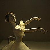 """Куклы и игрушки ручной работы. Ярмарка Мастеров - ручная работа Шарнирная кукла ЖИЗЕЛЬ из новой коллекции """"БАЛЕТ"""". Handmade."""