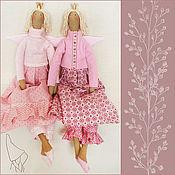 Куклы и игрушки ручной работы. Ярмарка Мастеров - ручная работа Тильда-принцесса, куклы в стиле Тильда. Handmade.