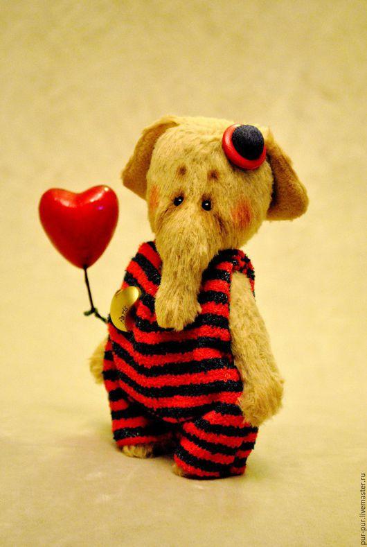 Мишки Тедди ручной работы. Ярмарка Мастеров - ручная работа. Купить Готье (O-La-LA - Из Парижа с Любовью). Handmade.