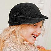 Аксессуары handmade. Livemaster - original item children`s hat retro. Handmade.