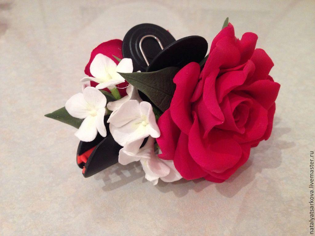 Цветы для ободков купить в китае подарок шефу на юбилей компании