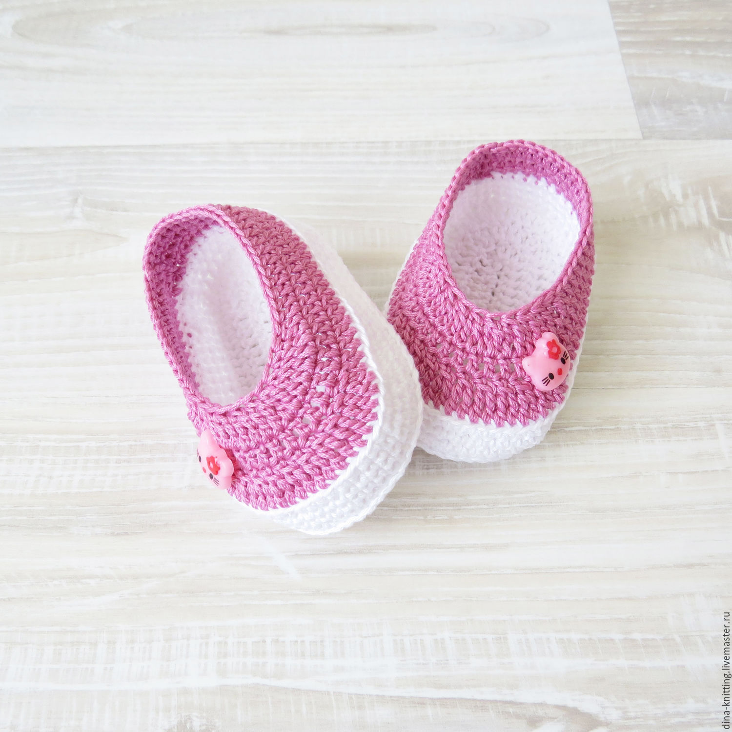 Booties Knitted Booties Girls Baby Booties Baby Ballet Shoes Pink