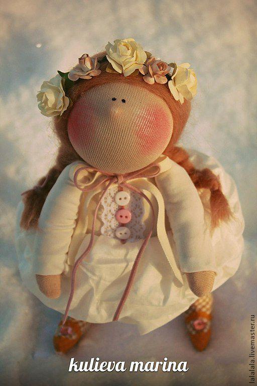 Коллекционные куклы ручной работы. Ярмарка Мастеров - ручная работа. Купить украинская девчонка. Handmade. Кукла ручной работы