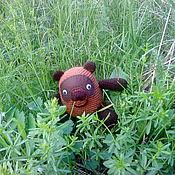 Куклы и игрушки handmade. Livemaster - original item Vinnie the Pooh from russian cartoon.. Handmade.